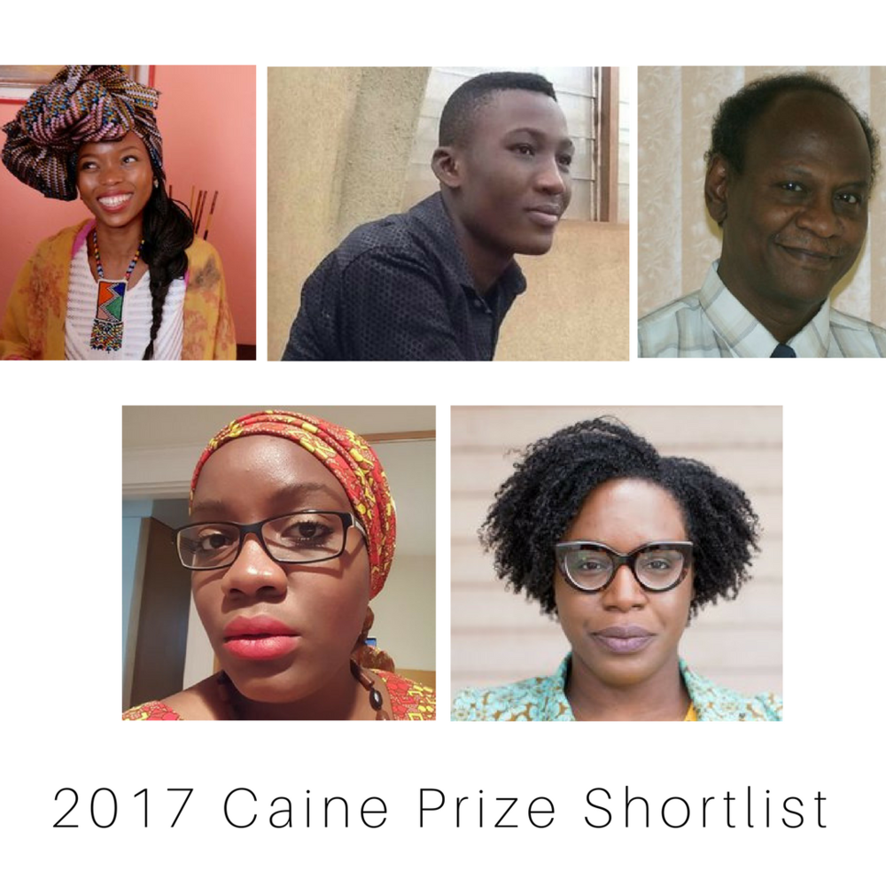 Photographs via  The Caine Prize