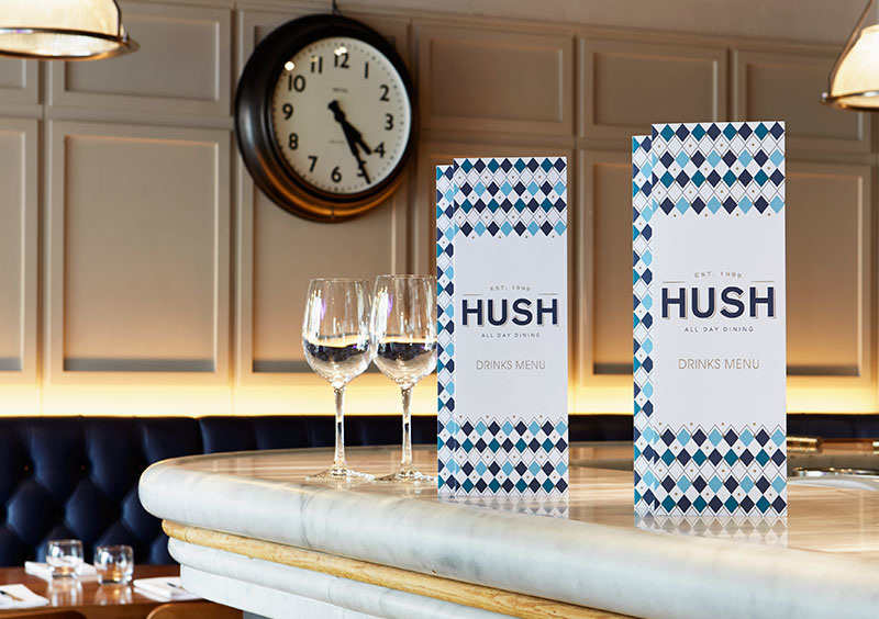 Hush Brasseries