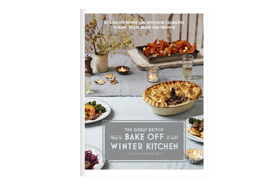The great British Bake off - Winter Kitchen