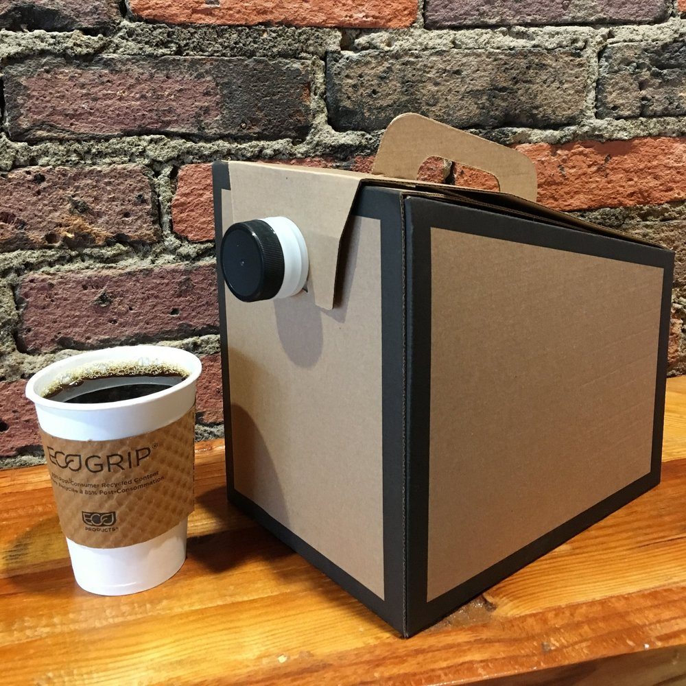 96 oz coffee box