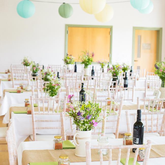 Whimsical Wonderland Weddings Pretty Pastel DIY Wedding