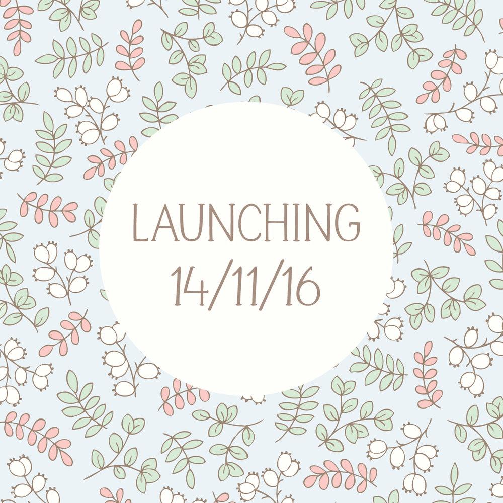 Bea & Bloom Illustrated Wedding Stationery Launching November 14th 2016