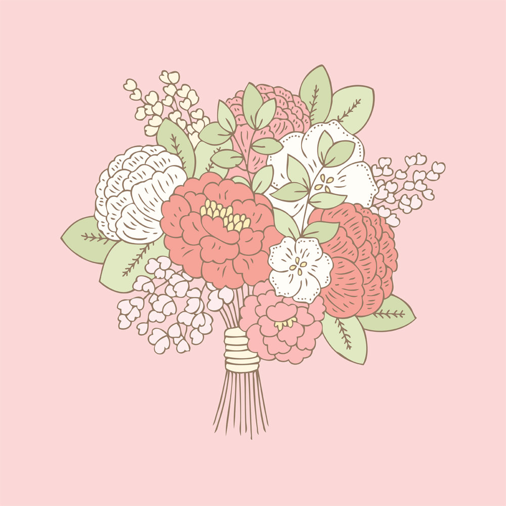 Bea and Bloom Wedding Flowers Inspiration