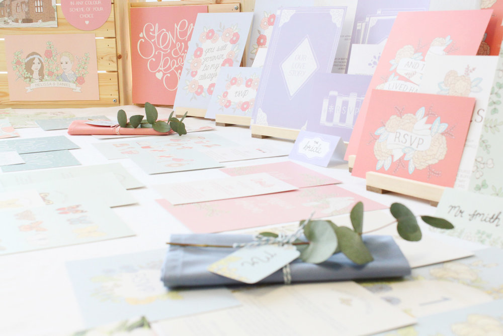 Bea and Bloom Most Curious Wedding Fair London 2017