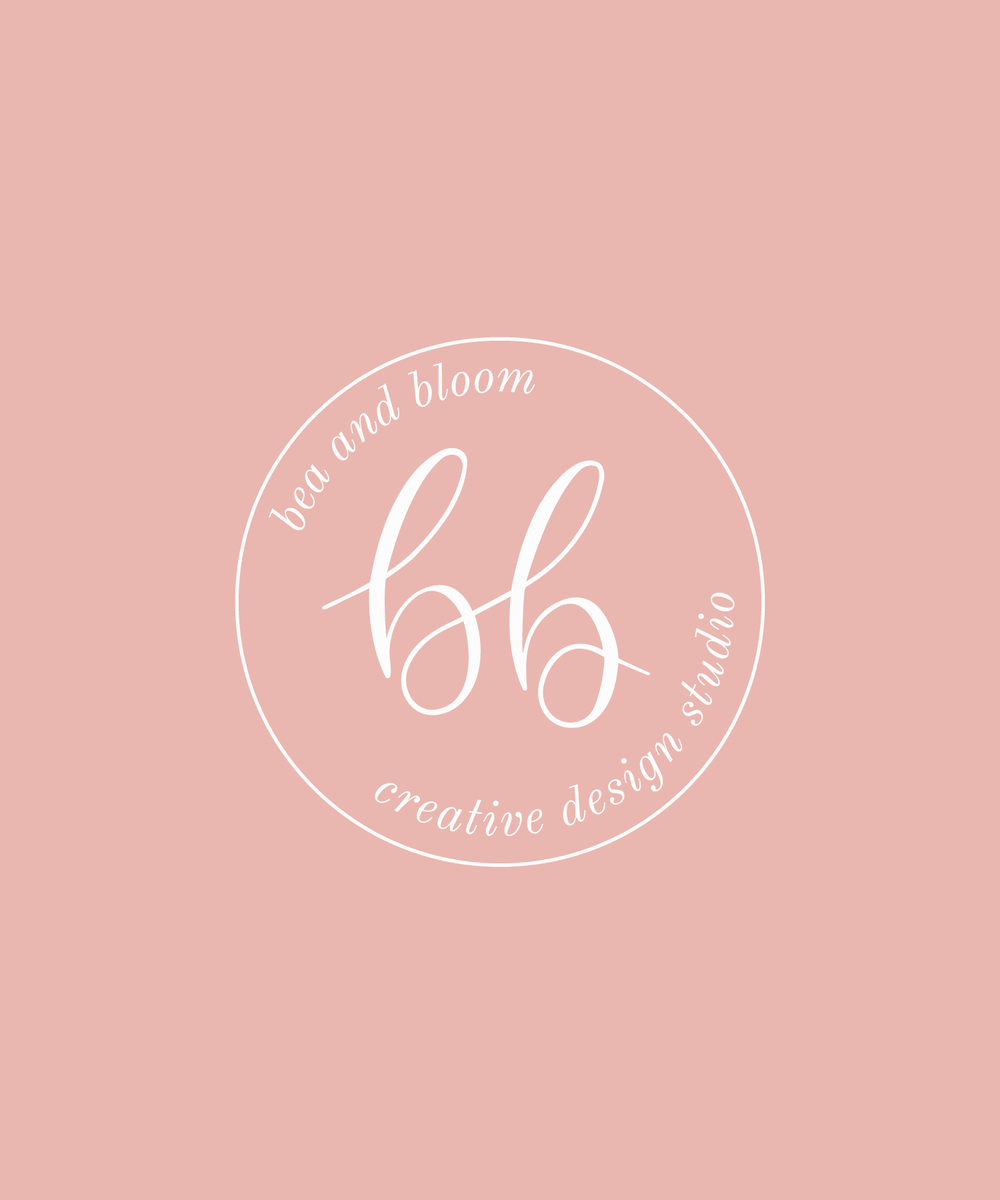 Logo & Branding by Bea & Bloom Creative Design Studio