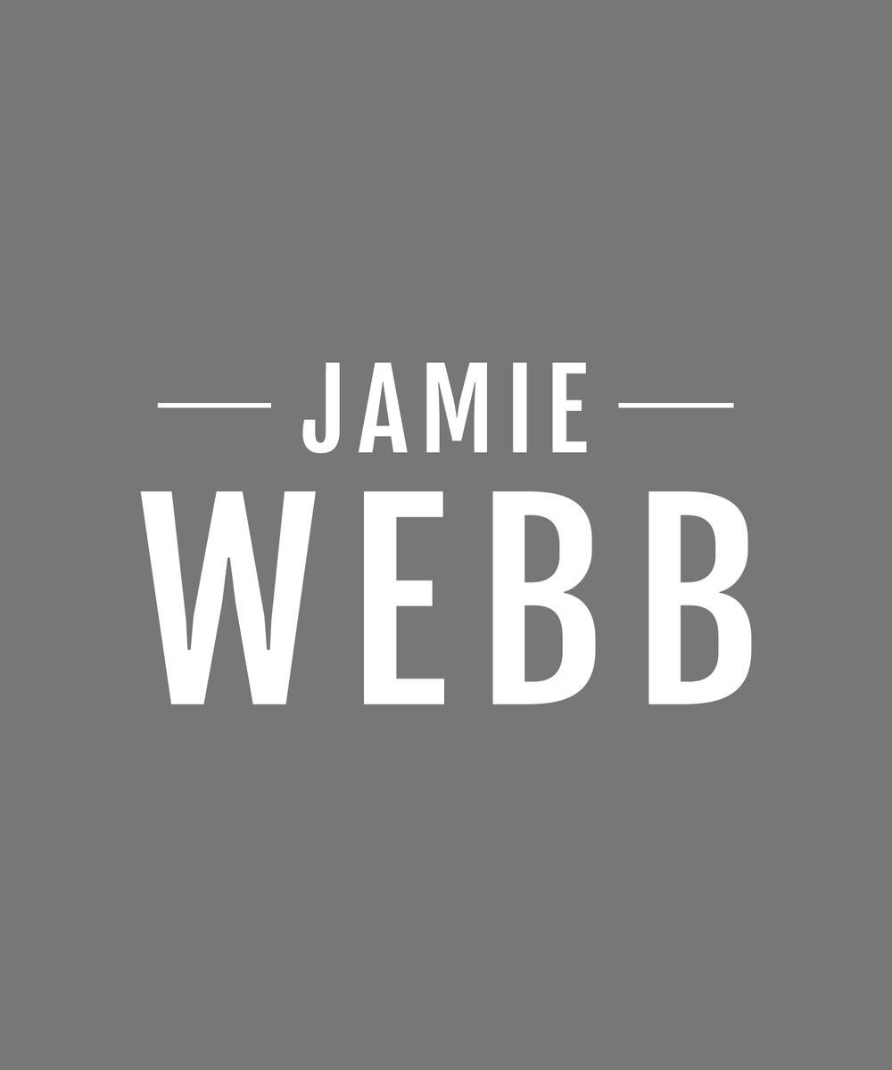 Jamie Webb Assistant Editor Logo & Branding by Bea & Bloom Creative Design Studio