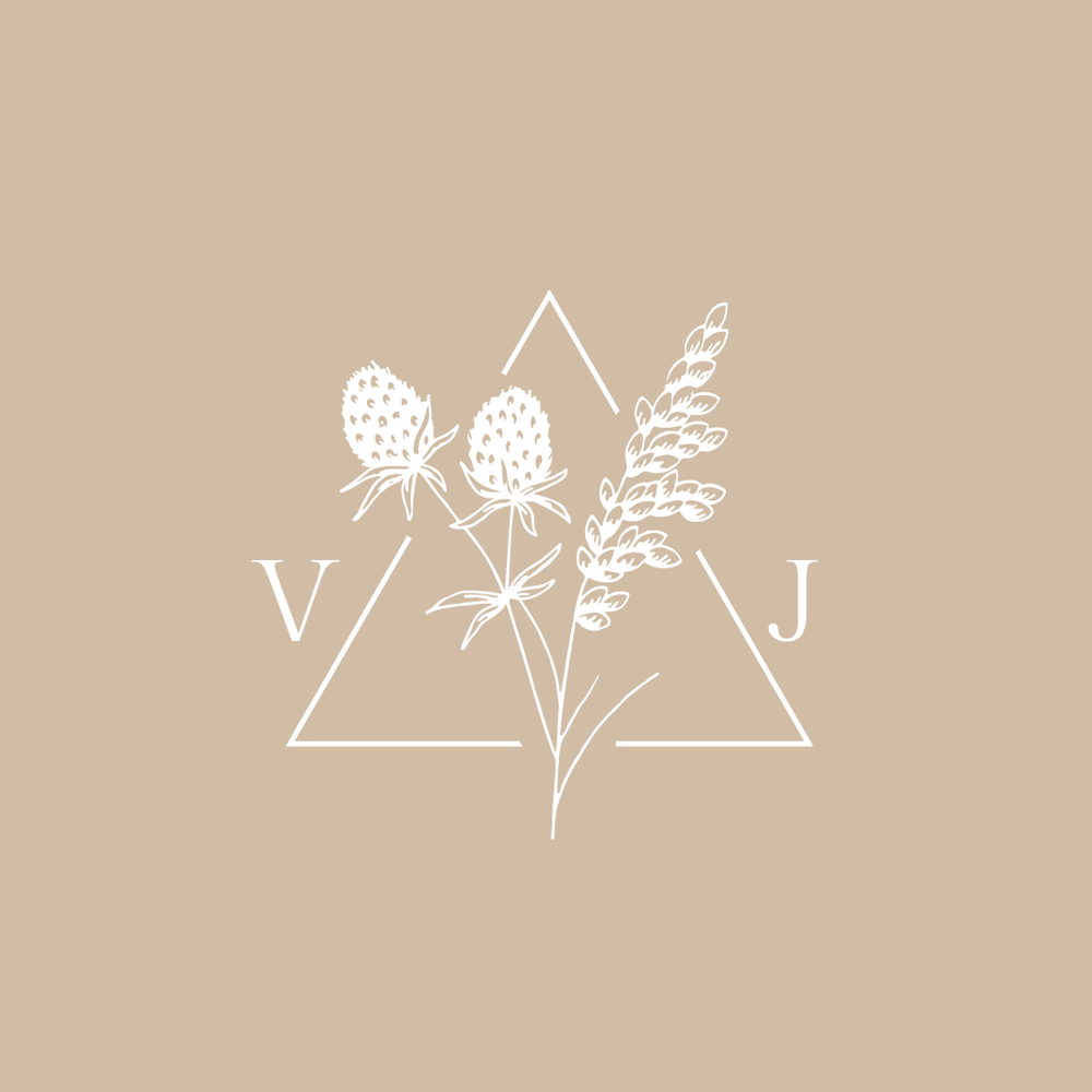 Vanessa Jaclyn Photography Logo & Branding by Bea & Bloom Creative Design Studio
