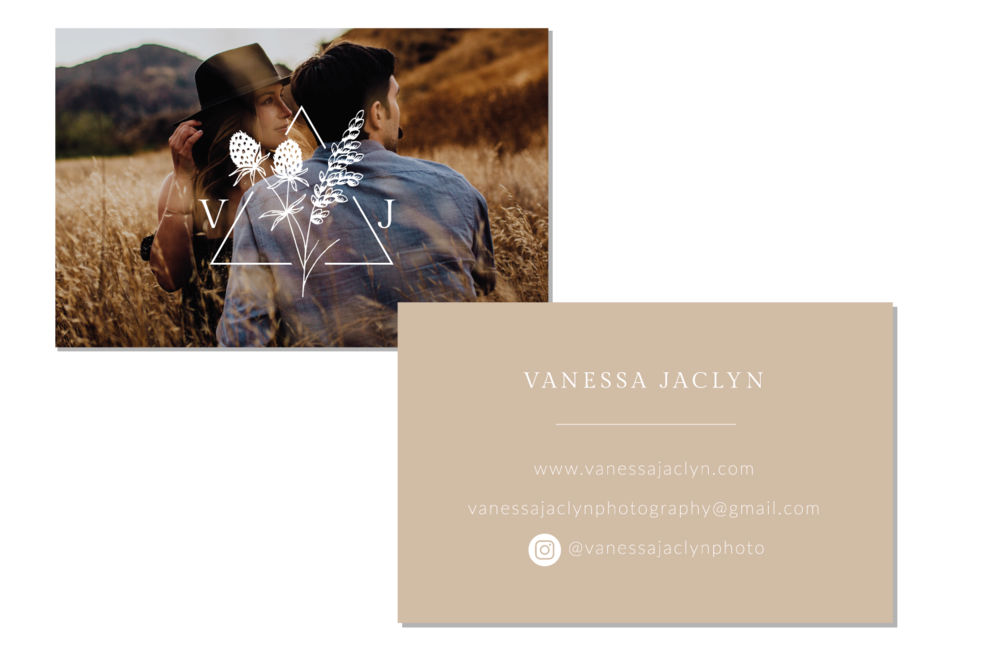 Vanessa-7.pngVanessa Jaclyn Photography Logo & Branding by Bea & Bloom Creative Design Studio Business cards