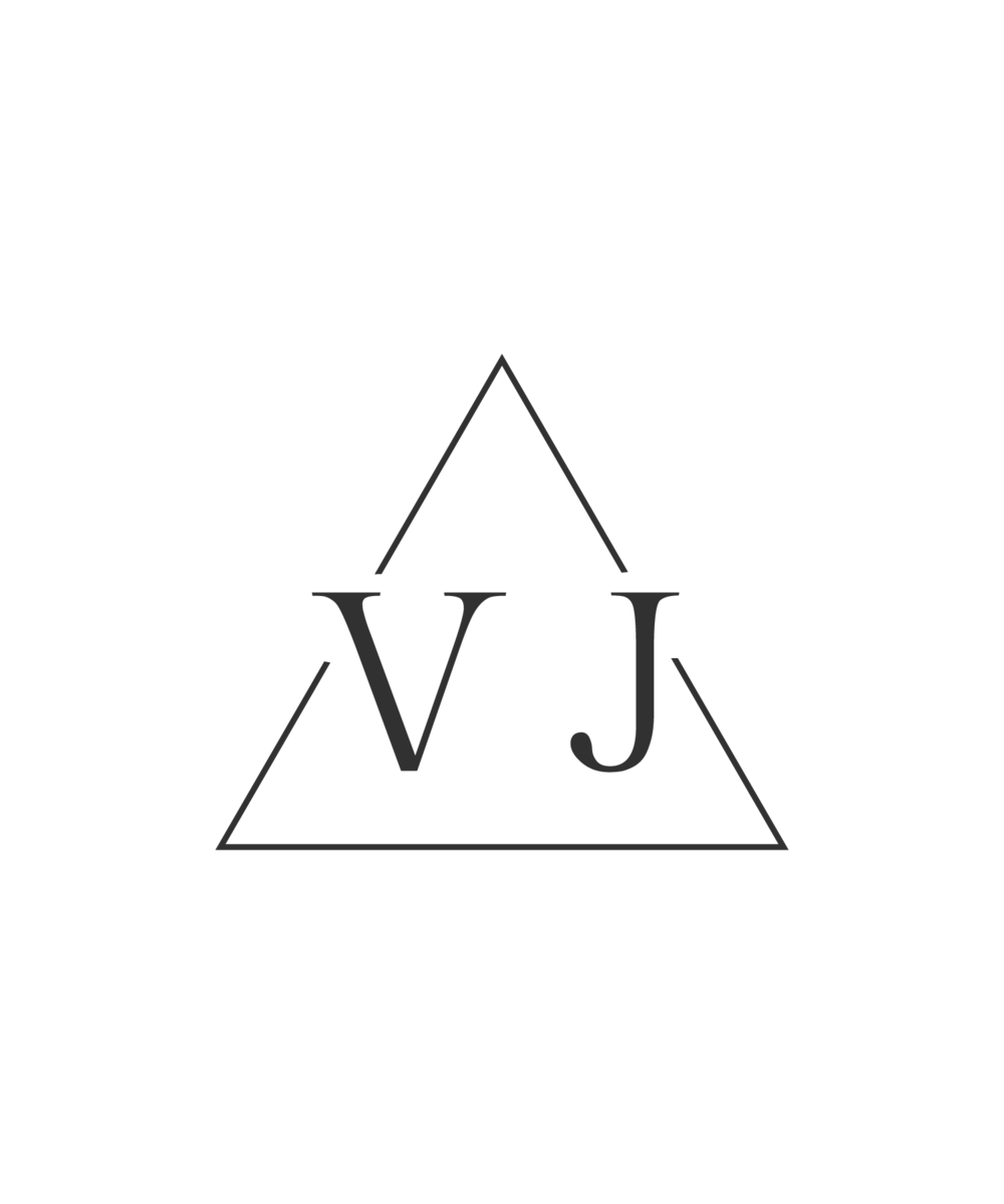 Vanessa Jaclyn Photography Logo & Branding Design by Bea & Bloom Creative Design Studio