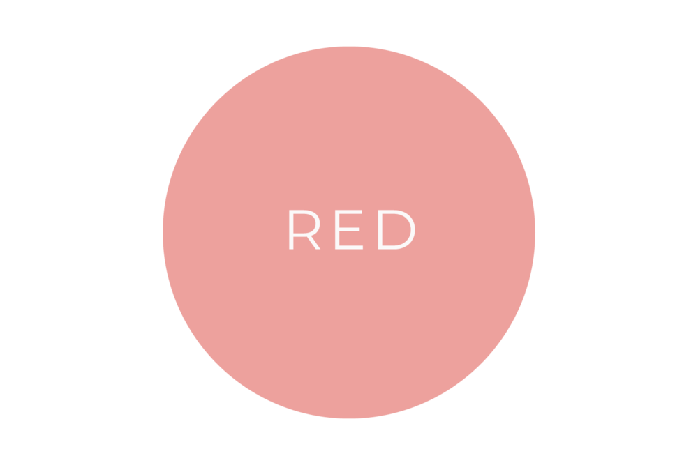 Red - The Language of Colours - Bea & Bloom Creative Design Studio