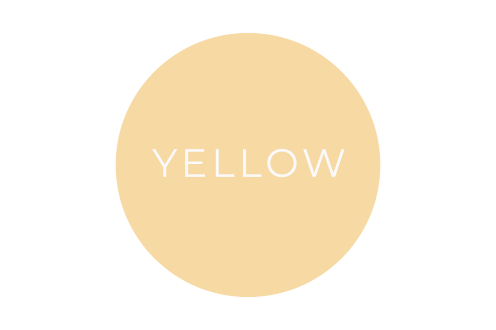 Yellow - The Language of Colours - Bea & Bloom Creative Design Studio