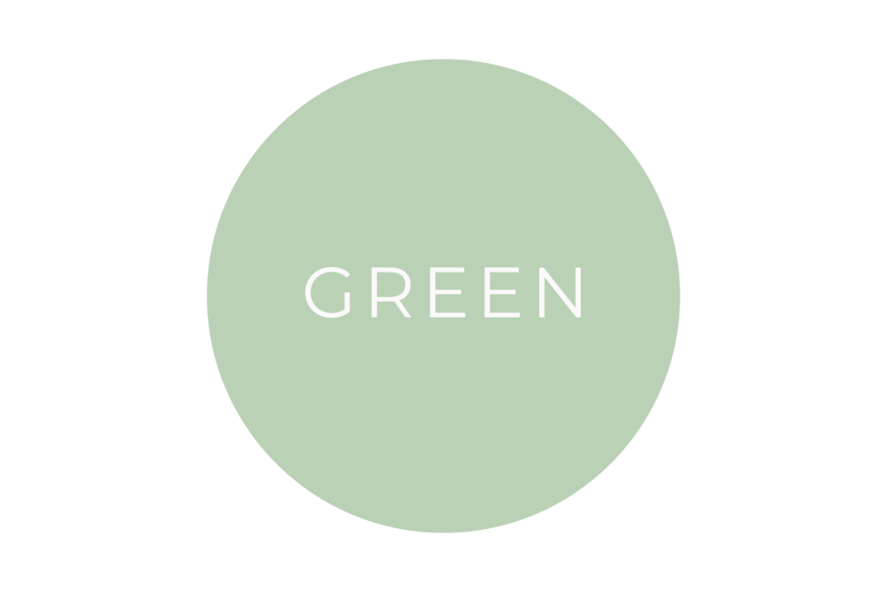 Green - The Language of Colours - Bea & Bloom Creative Design Studio