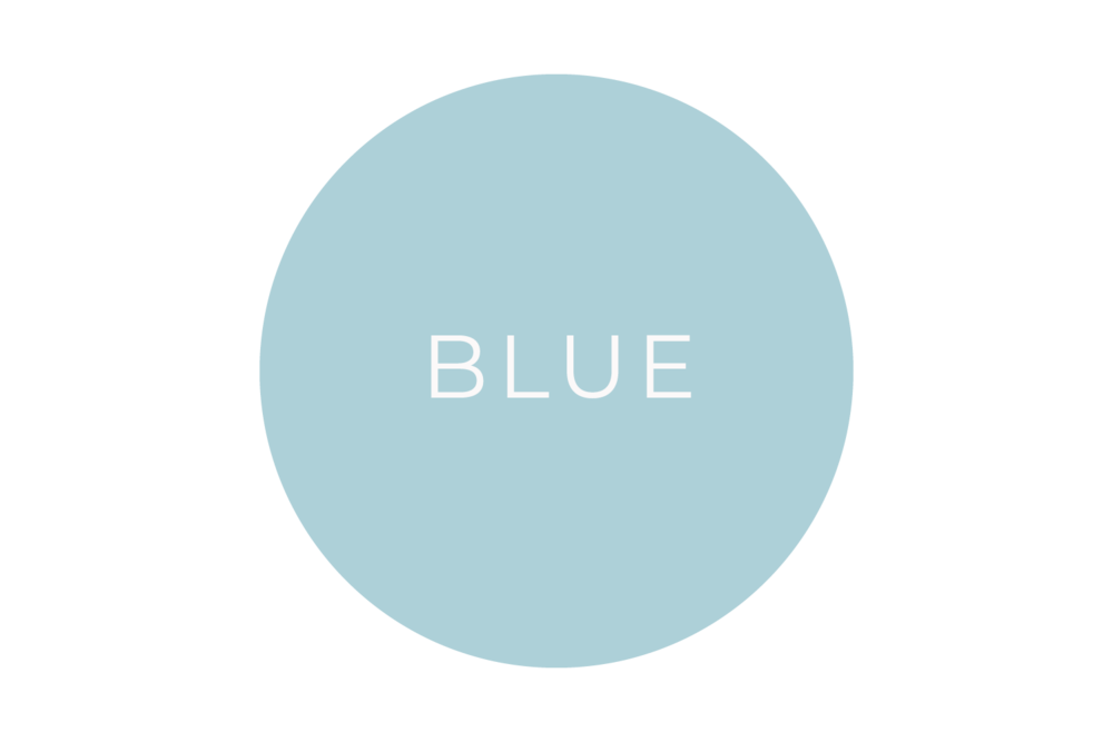 Blue - The Language of Colours - Bea & Bloom Creative Design Studio