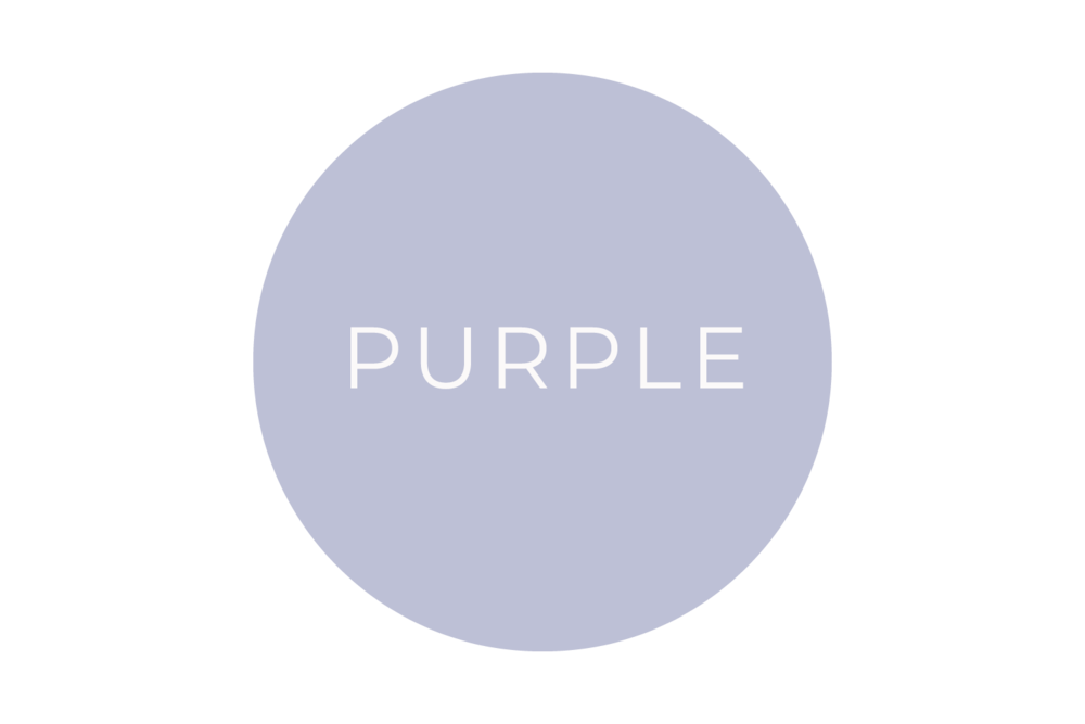 Purple - The Language of Colours - Bea & Bloom Creative Design Studio