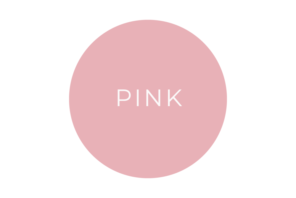Pink  - The Language of Colours - Bea & Bloom Creative Design Studio