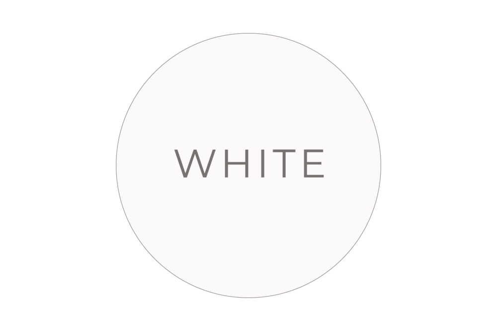 White  - The Language of Colours - Bea & Bloom Creative Design Studio
