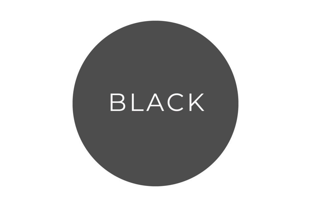 Black  - The Language of Colours - Bea & Bloom Creative Design Studio