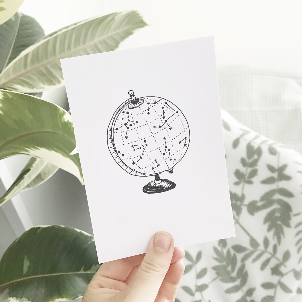 #the100dayproject sketchbook illustrations by Bea & Bloom Creative Design Studio