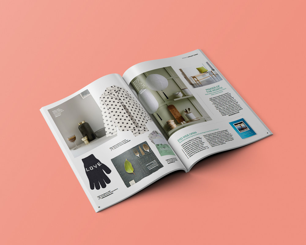 The Simple Things - January Issue