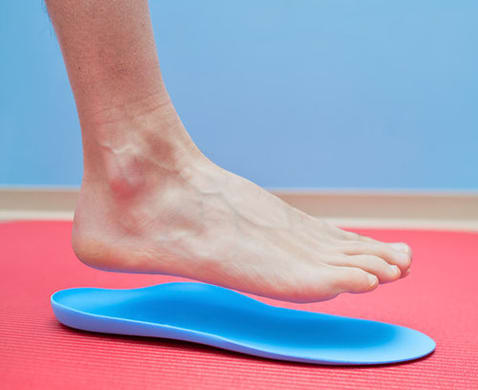 Custom Molded Orthotics -