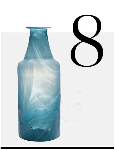 Swirled-glass-bottle-blue-One-Kings-Lane-blue-room-decor-ideas
