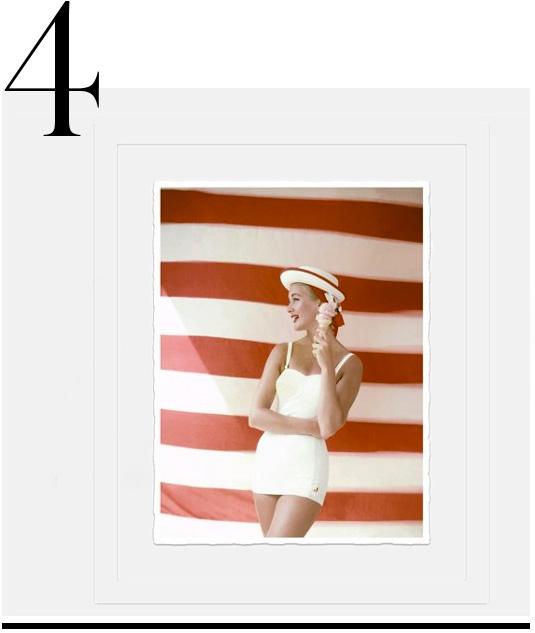 Joseph-Leombruno-and-Jack-Bodi-Glamour-Magazine-Ice-Cream-Cone-red-room-decor-ideas
