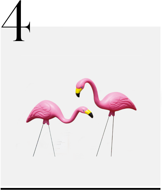 2-Piece-Pink-Flamingo-Lawn-Statue-Set-Bloem-home-improvement-ideas-10-hot-pink-home-accessories
