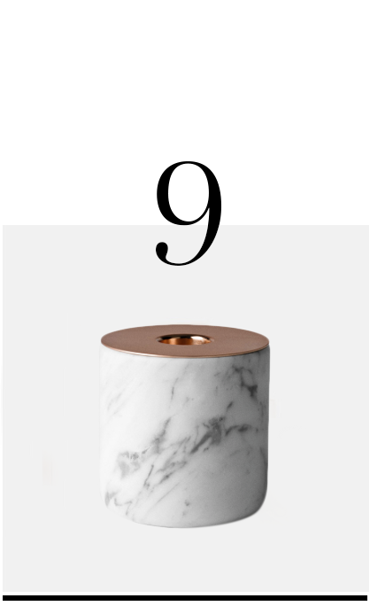 Chunk-of-Marble-with-Copper-Menu-home-improvement-ideas-copper-home-decor-accessories