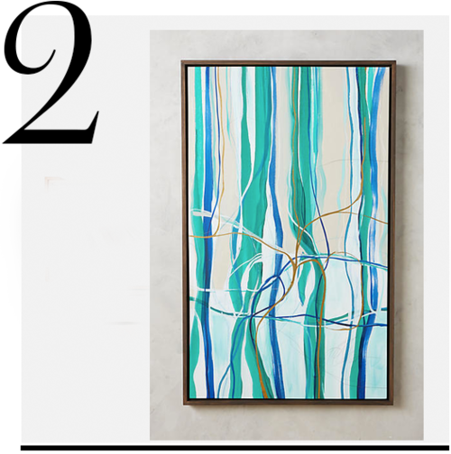 landscape ribbons wall art anthropologie home improvement ideas