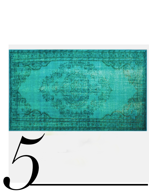 Genisa-Rug-Turquoise-One-Kings-Lane-Loft-Vase-LSA-International-home-improvement-ideas-color-ten-turquoise-home-decor-accessories
