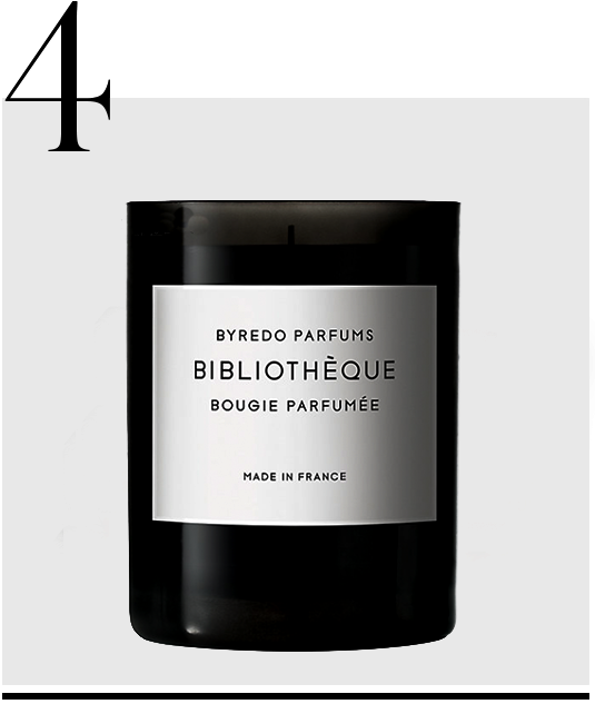 Byredo-Candle-bibliotheque-Maya-Zepinic-home-improvement-ideas-celebrity-designers-top-ten-room-decor-essentials