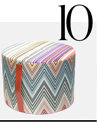 Kew-Cylindrical-Pouf-T59-missoni-home-Maya-Zepinic-home-improvement-ideas-celebrity-designers-top-ten-room-decor-essentials