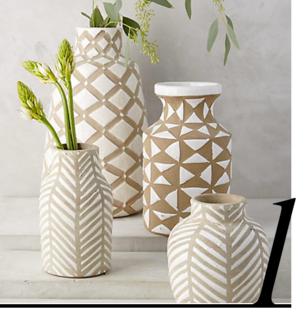 kolya vase anthropologie home improvement ideas neutral home