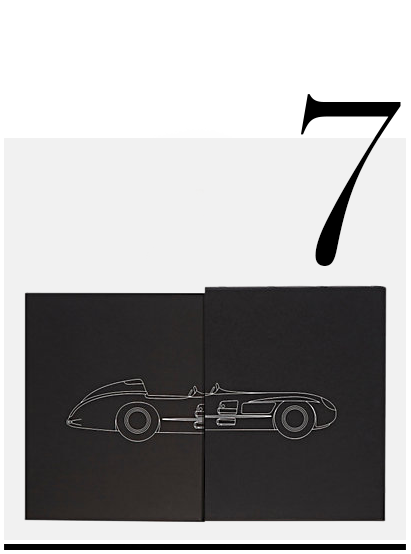 Milestones-Of-Motorsports-Mercedes-Benz-300-SLR-DAP-luxurious-gifts-for-men-top-ten-gift-ideas