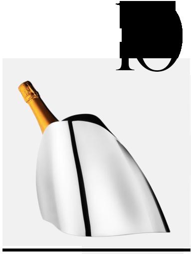 Bartender-Champagne-Cooler-Georg-Jensen-luxurious-gifts-for-men-top-ten-gift-ideas