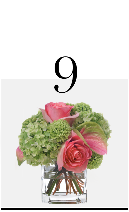 Pink-and-Green-Bouquet-Diane-James-luxurious-gifts-for-WOMEN-top-ten-STYLISH-gift-ideas