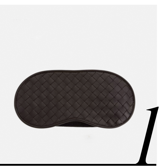 Leather-Eye-Mask-Bottega-Veneta-luxurious-gifts-for-travel-top-ten-STYLISH-gift-ideas