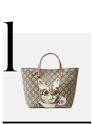 Girls-GG-Supreme-Cat-Tote-Gucci-luxurious-gifts-for-pet-lovers-top-ten-STYLISH-gift-ideas
