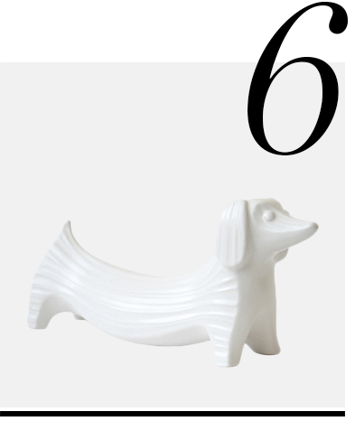 Dachshund-Figurine-Jonathan-Adler-luxurious-gifts-for-pet-lovers-top-ten-STYLISH-gift-ideas