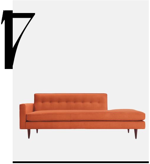 Bantam-Studio-Sofa-DWR-home-improvement-orange-home-decor-accessories-ideas