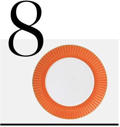 Palladian-Plate-Orange-Accent-Wedgwood-home-improvement-orange-home-decor-accessories-ideas