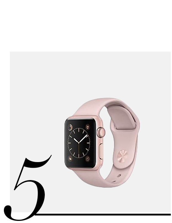 Series-1-38mm-Rose-Gold-Aluminum-Case-with-Pink-Sand-Sport-Band-Apple-Watch-top-ten-STYLISH-gift-ideas-girls