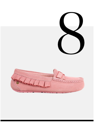 Childrens-Rosea-Ruffles-Slippers-Baby-Pink-UGG-top-ten-STYLISH-gift-ideas-girls