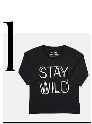 Stay-Wild-T-Shirt-MUNSTER-KIDS-top-ten-STYLISH-gift-ideas-boys