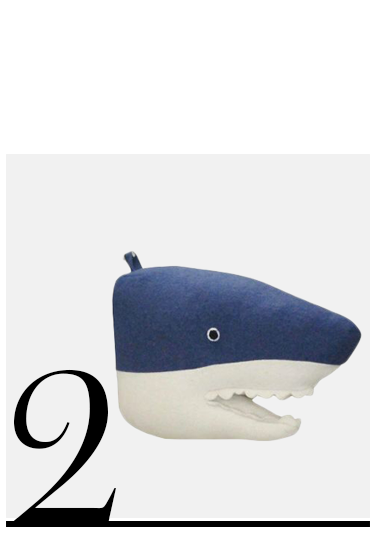 Blue-Shark-Head-Wall-Decor-Pillowfort-top-ten-STYLISH-gift-ideas-boys