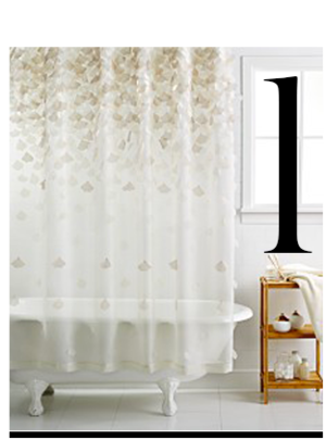 10 Most Wanted Shower Curtains — The Chosen Club - Come Picnic with Us
