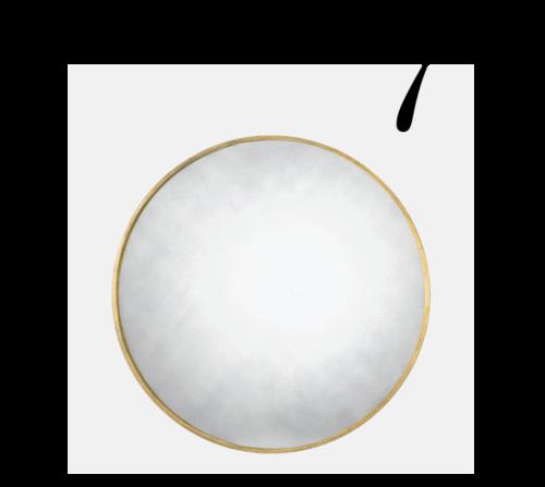 10 Beautiful Bathroom Mirrors The Chosen Club – Brass Bathroom Mirror
