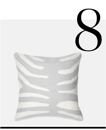Pop-Zebra-Wool-Throw-Pillow-Jonathan-Adler-top-10-neutral-bed-pillows-interior-design-ideas-bedroom