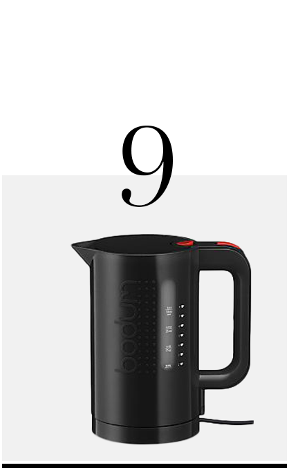 Electric-Water-Kettle-Bodum-top-10-tea-kettles-home-decor-ideas-kitchen