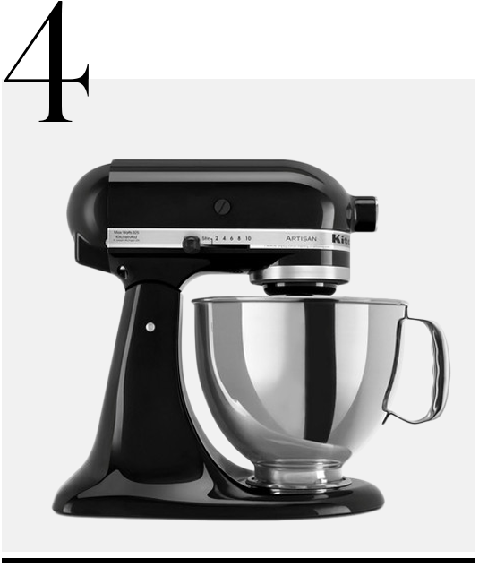 Artisan-Mixer-Kitchenaid-top-10-black-colored-kitchen-accessories-home-decor-ideas-kitchen
